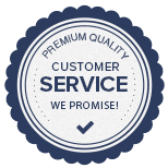 We pledge to providing high quality customer service.